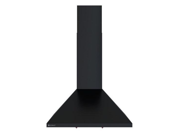 Okap kuchenny Bertez 60.1 Black Poziom hałasu 65 dB Okap przyścienny Sterowanie Mechaniczne