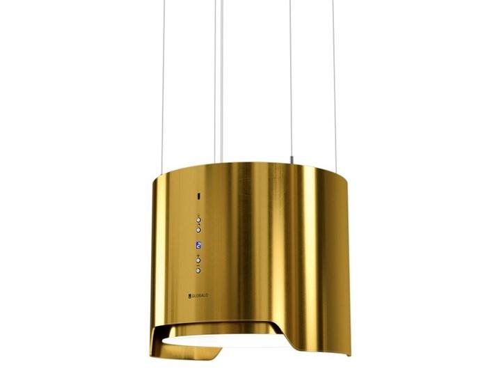 Okap kuchenny Arenoflow 39.1 Gold Okap wyspowy Poziom hałasu 64 dB Poziom hałasu 54 dB