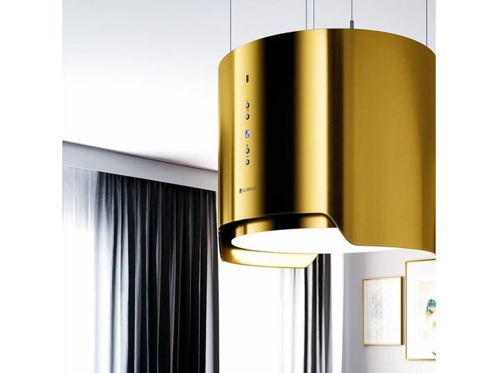 Okap kuchenny Arenoflow 39.1 Gold Okap wyspowy Poziom hałasu 64 dB Kategoria Okapy