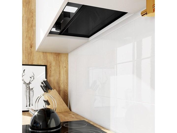 Okap kuchenny Spedtero 60.1 Black Okap do zabudowy Poziom hałasu 45 dB Okap podszafkowy Sterowanie Mechaniczne