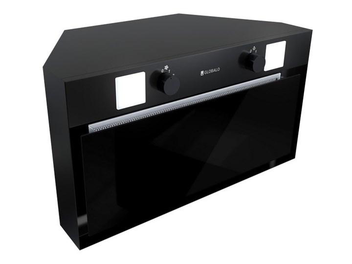 Okap kuchenny Spedtero 60.1 Black Okap do zabudowy Sterowanie Mechaniczne Okap podszafkowy Poziom hałasu 45 dB