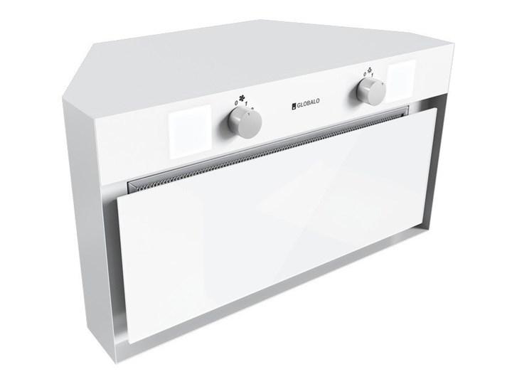 Okap kuchenny Spedtero 60.1 White Okap podszafkowy Poziom hałasu 45 dB Okap do zabudowy Poziom hałasu 67 dB
