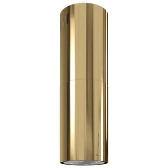 Okap kuchenny Cylindro Isola 39.5 Light Gold