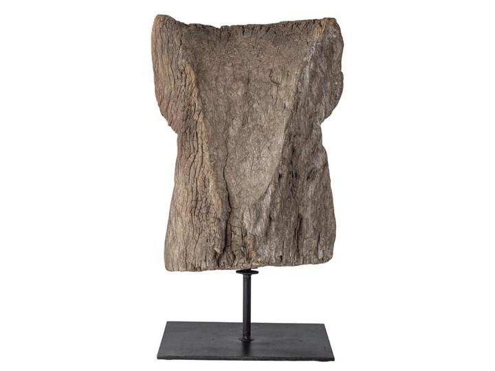 DEKORACYJNA RZEŹBA WOOD BLOOMINGVILLE L26xH45xW20 cm Drewno Kategoria Figury i rzeźby