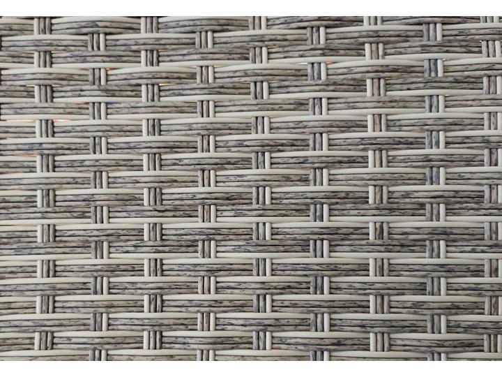 MEBLE OGRODOWE ZESTAW Z TECHNORATTANU DLA 7 OSÓB - 1090 MOULD - 6 CZĘŚCIOWY Zawartość zestawu Puf Zestawy wypoczynkowe Stoły z krzesłami Zawartość zestawu Krzesła
