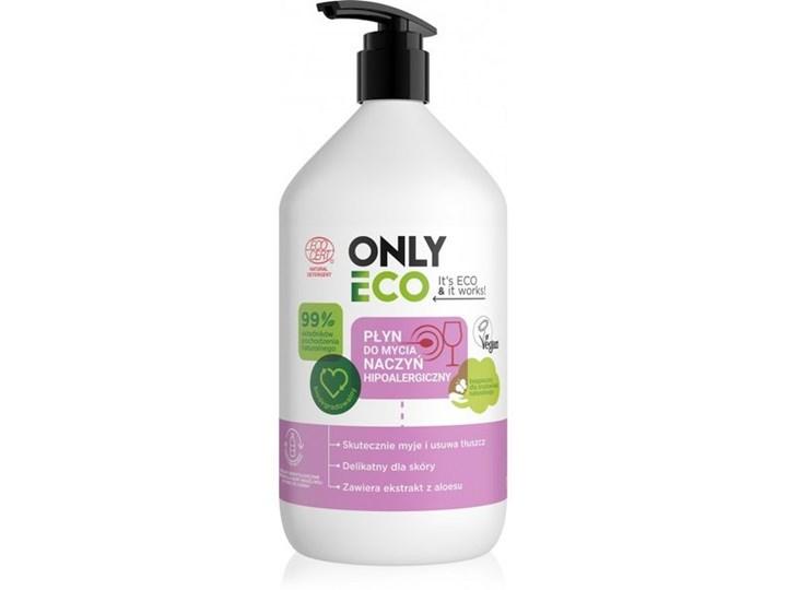 Ekologiczny hipoalergiczny płyn do mycia naczyń 1000 ml ONLYECO Kategoria Środki czystości Kuchnia Zastosowanie