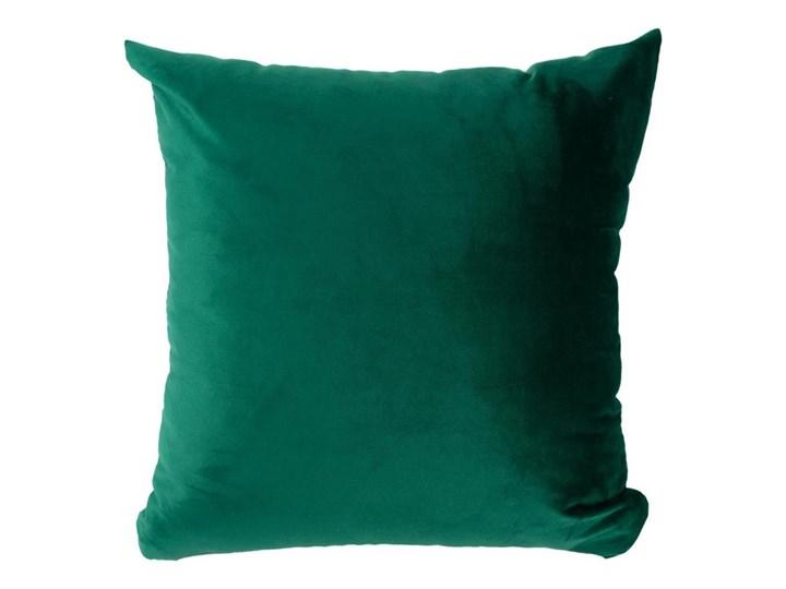 Kwadratowa poduszka Simple Velvet Magic-Velvet-2225 Poduszka dekoracyjna Kwadratowe 35x35 cm Pomieszczenie Salon