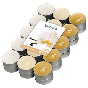 Podgrzewacze zapachowe 4h Multi Coloured Wanilia 30 szt. - oficjalny sklep internetowy YORK