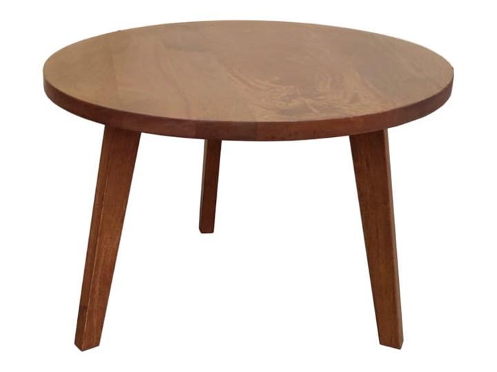 Stolik Kawowy LITEN - 60x42 cm (Bursztyn)