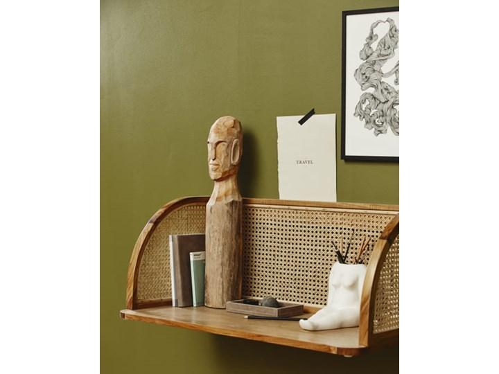 RZEŻBA MEN CUBA HAND MADE MANGO WOOD L NORDAL Drewno Kategoria Figury i rzeźby Kolor Brązowy