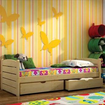 Łóżko piętrowe 3-osobowe SAMOS wiele rozmiarów i kolorów