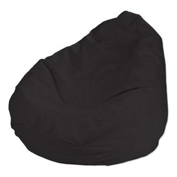 Worek do siedzenia, Shadow Grey (grafitowy), Ø50 × 85 cm, Cotton Panama