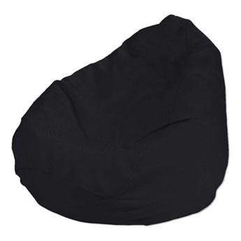 Worek do siedzenia, czarny, Ø50 × 85 cm, Etna