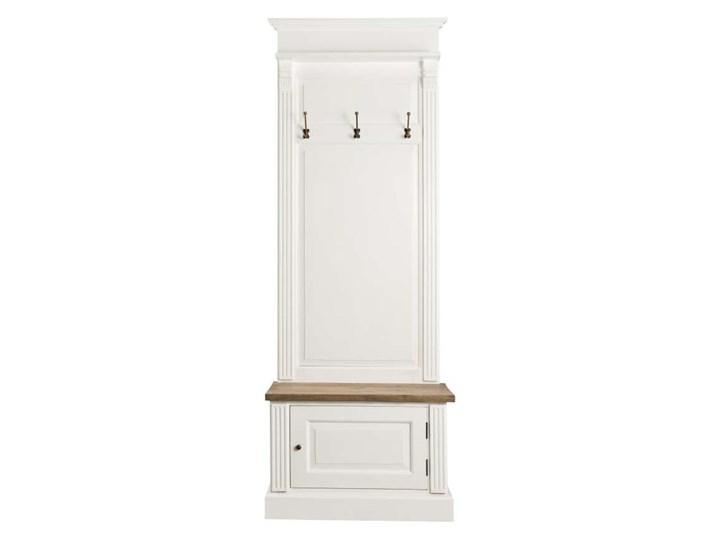 Garderoba do przedpokoju Brighton wąska, 79 × 41 × 210 cm