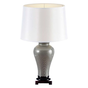 Lampa stołowa Kanako ceramiczna 75cm, 75 cm