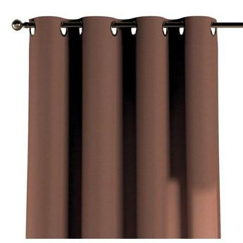 Zasłona na kółkach 1 szt., brązowy, 1szt 130 × 260 cm, Loneta
