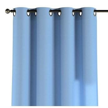 Zasłona na kółkach 1 szt., niebieski, 1szt 130 × 260 cm, Loneta