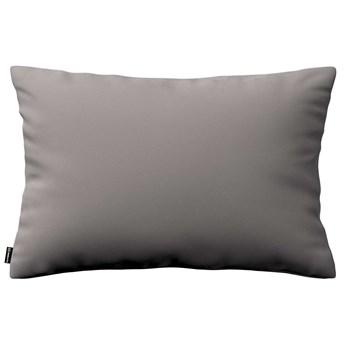 Poszewka Kinga na poduszkę prostokątną, gołębi szary, 60 × 40 cm, Velvet