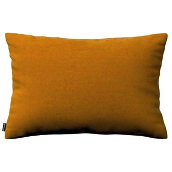 Poszewka Kinga na poduszkę prostokątną, miodowy, 60 × 40 cm, Velvet