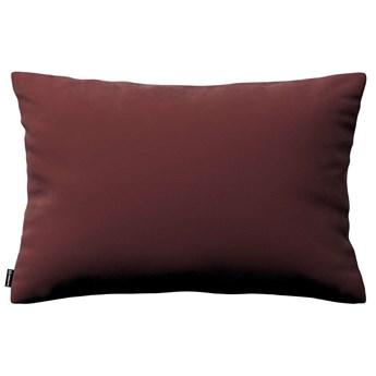Poszewka Kinga na poduszkę prostokątną, bordowy, 60 × 40 cm, Velvet