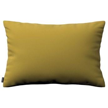 Poszewka Kinga na poduszkę prostokątną, oliwkowy zielony, 60 × 40 cm, Velvet