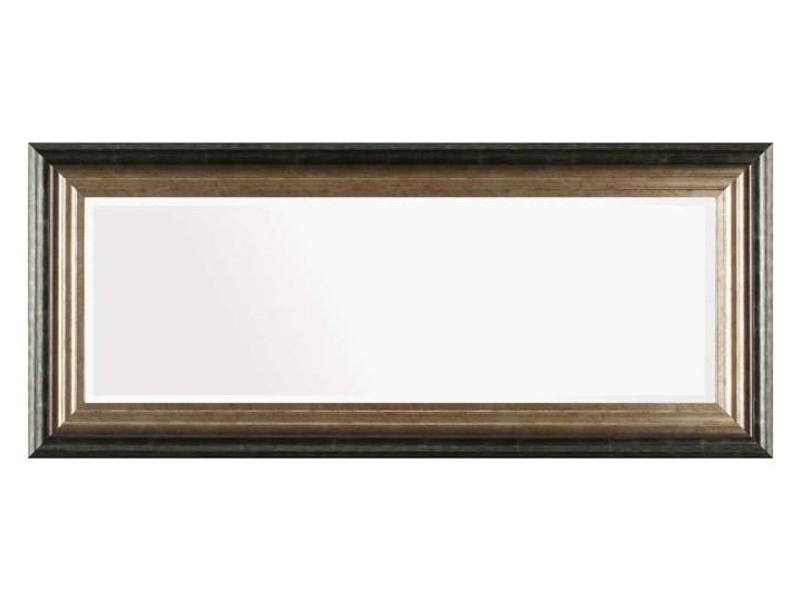 Lustro Romane 46x107cm, 46 × 107 cm Ścienne Prostokątne Lustro z ramą Styl Klasyczny