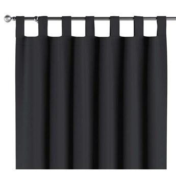 Zasłona zaciemniająca na szelkach 1 szt., czarny, 1szt 140 × 260 cm, Blackout - zaciemniające