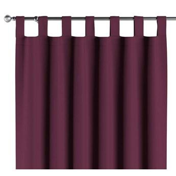 Zasłona zaciemniająca na szelkach 1 szt., purpurowy, 1szt 140 × 260 cm, Blackout - zaciemniające