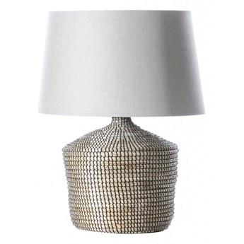 Lampa stołowa Coastal Brown wys. 70cm, 45 × 45 × 70 cm