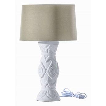 Lampa stołowa Demetria wys. 58cm, 35 × 35 × 58 cm