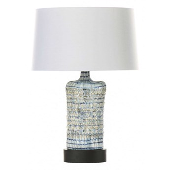 Lampa stołowa Royal Blue wys. 64cm, 45 × 45 × 64 cm