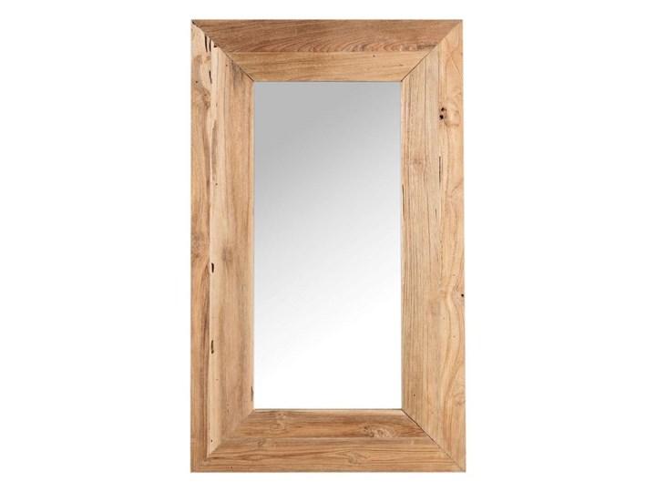 Lustro Seram 60x3x100cm, 60 × 3 × 100 cm Ścienne Kategoria Lustra Prostokątne Lustro z ramą Pomieszczenie Sypialnia