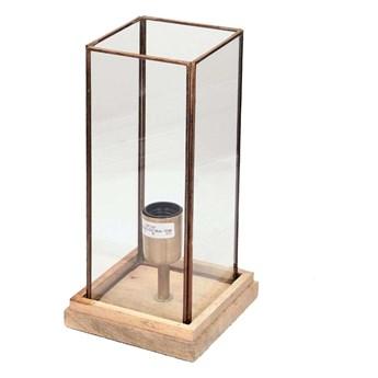 Lampa Stojąca Billund wys. 33cm, 15,5 × 15,5 × 33 cm