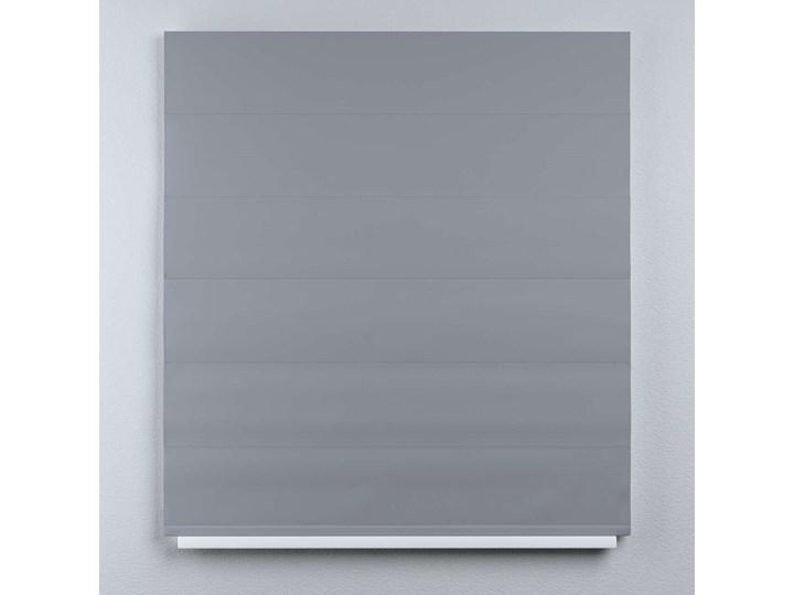 Roleta rzymska Duo, jasno szary, szer.130 × dł.170 cm, Blackout - zaciemniające Roleta woalowa Pomieszczenie Kuchnia