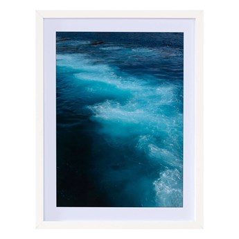 Obraz Blue Water I 30x40cm, 30 × 40 cm