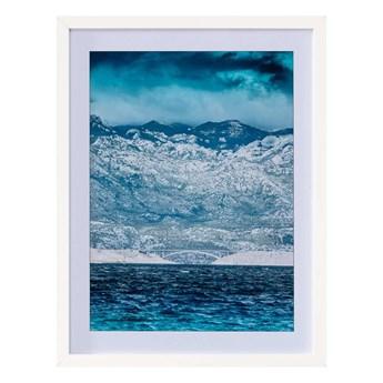 Obraz Blue Water II 30x40cm, 30 × 40 cm
