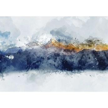 Obraz na płótnie Golden Mountains, 70 × 100 cm