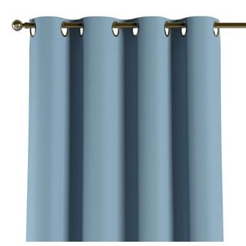 Zasłona zaciemniająca na kółkach 1 szt., niebieski, 1szt 140 × 260 cm, Blackout - zaciemniające