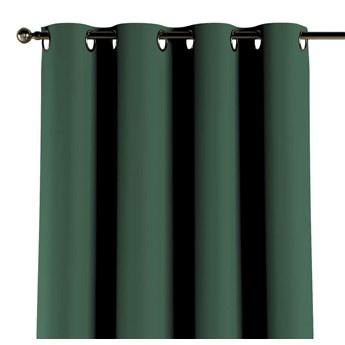 Zasłona zaciemniająca na kółkach 1 szt., butelkowa zieleń, 1szt 140 × 260 cm, Blackout - zaciemniające