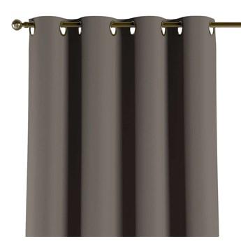 Zasłona zaciemniająca na kółkach 1 szt., szaro-brązowy, 1szt 140 × 260 cm, Blackout - zaciemniające