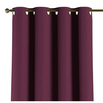 Zasłona zaciemniająca na kółkach 1 szt., purpurowy, 1szt 140 × 260 cm, Blackout - zaciemniające