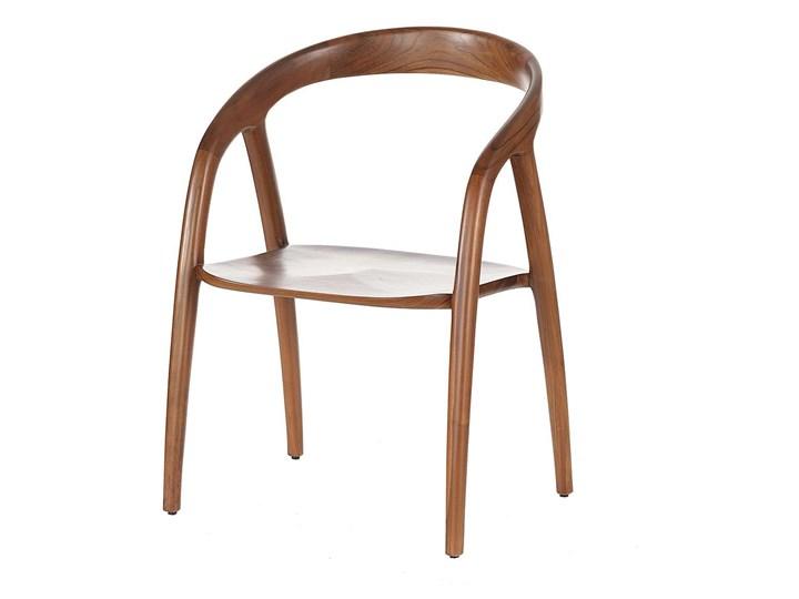 Krzesło Arista, 55 x 53 x 79 cm Z podłokietnikiem Kategoria Krzesła kuchenne Drewno Styl Nowoczesny
