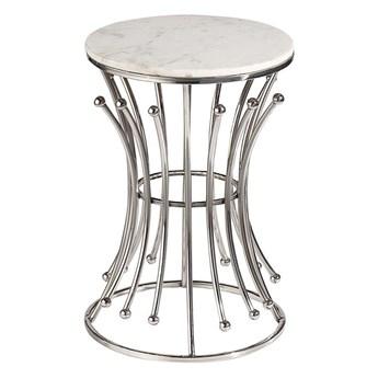 Stolik pomocniczy Bianco 60cm, 60 cm