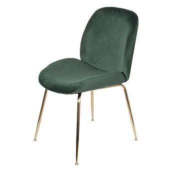 Krzesło Joy Green, 48 x 61 x 87 cm