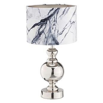 Lampa stołowa Marble Grey, 55,5 cm