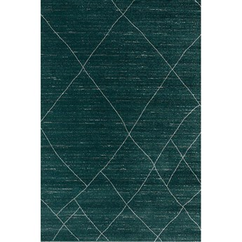 Dywan Sevilla forest green/aspen silver 160x230cm, 160 x 230 cm