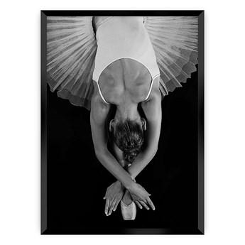 Plakat Ballerina III, 50 x 70 cm, Ramka: Czarna