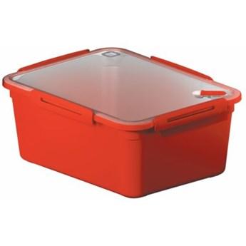 Pojemnik plastikowy ROTHO Memory 1129002792 5 L Pomarańczowy