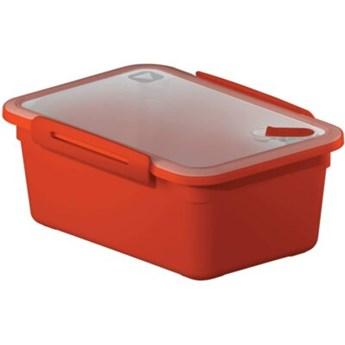 Pojemnik plastikowy ROTHO Memory 1128802792 2 L Pomarańczowy