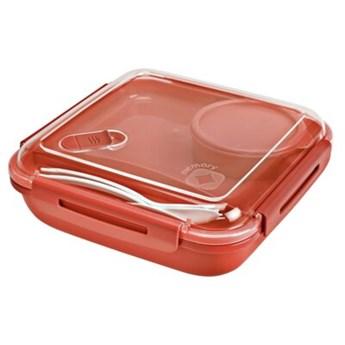 Pojemnik plastikowy ROTHO Memory B3 1009302792 1.1 L Pomarańczowy